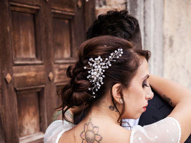 Il matrimonio di Antonello e Priscilla a Castelnuovo di Farfa, Rieti 20