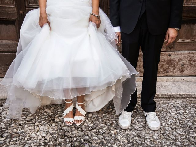 Il matrimonio di Antonello e Priscilla a Castelnuovo di Farfa, Rieti 22