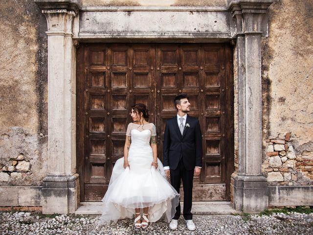 Il matrimonio di Antonello e Priscilla a Castelnuovo di Farfa, Rieti 23