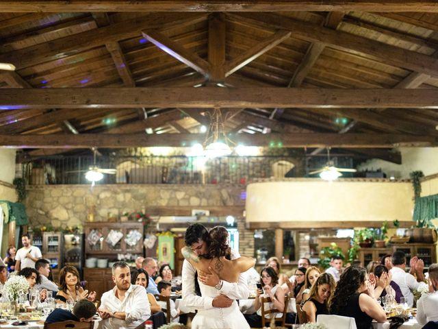 Il matrimonio di Antonello e Priscilla a Castelnuovo di Farfa, Rieti 30