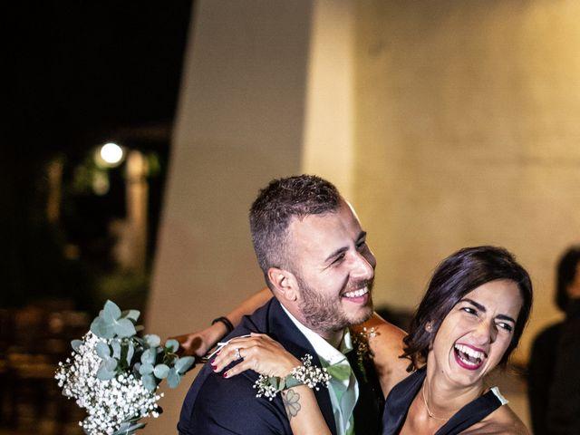 Il matrimonio di Antonello e Priscilla a Castelnuovo di Farfa, Rieti 31