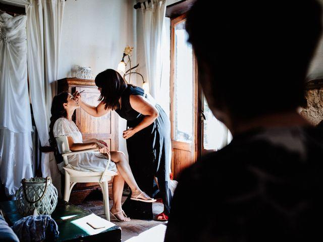 Il matrimonio di Mauro e Simona a Scandriglia, Rieti 5