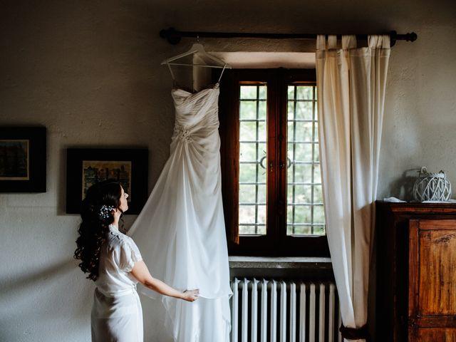 Il matrimonio di Mauro e Simona a Scandriglia, Rieti 11