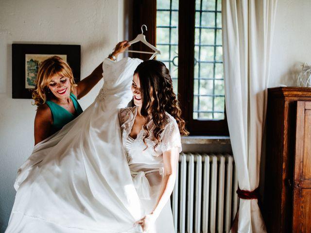 Il matrimonio di Mauro e Simona a Scandriglia, Rieti 13