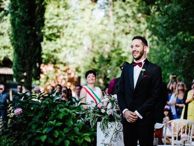 Il matrimonio di Mauro e Simona a Scandriglia, Rieti 19