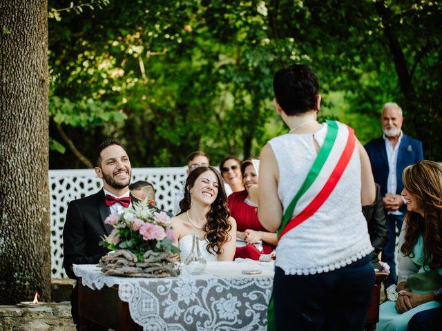 Il matrimonio di Mauro e Simona a Scandriglia, Rieti 20