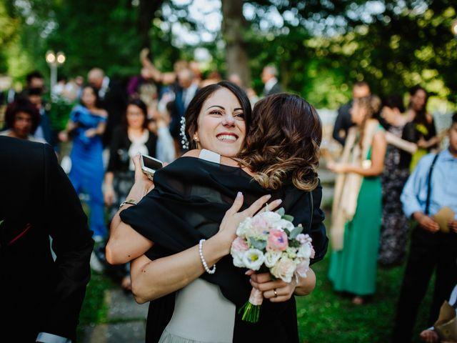 Il matrimonio di Mauro e Simona a Scandriglia, Rieti 24