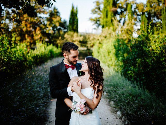 Il matrimonio di Mauro e Simona a Scandriglia, Rieti 31