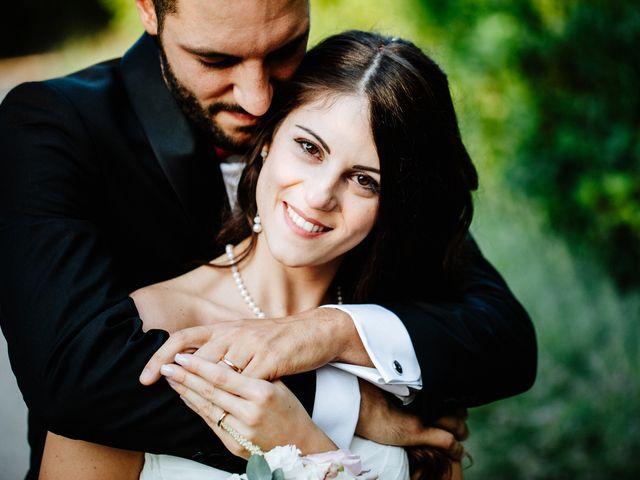 Il matrimonio di Mauro e Simona a Scandriglia, Rieti 32