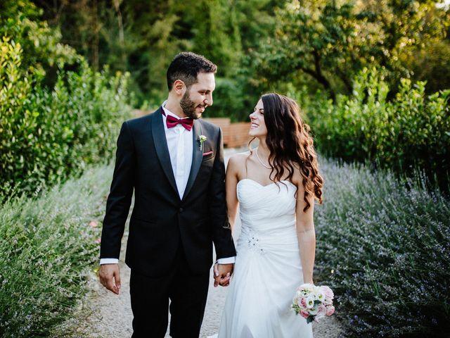 Il matrimonio di Mauro e Simona a Scandriglia, Rieti 34
