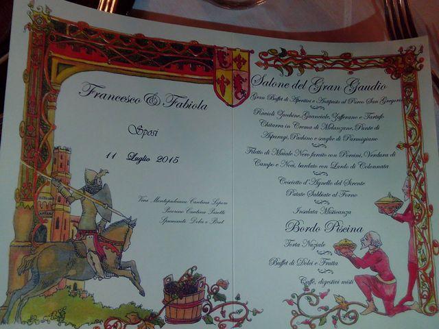 Il matrimonio di Fabiola e Francesco a Ortona dei Marsi, L'Aquila 7