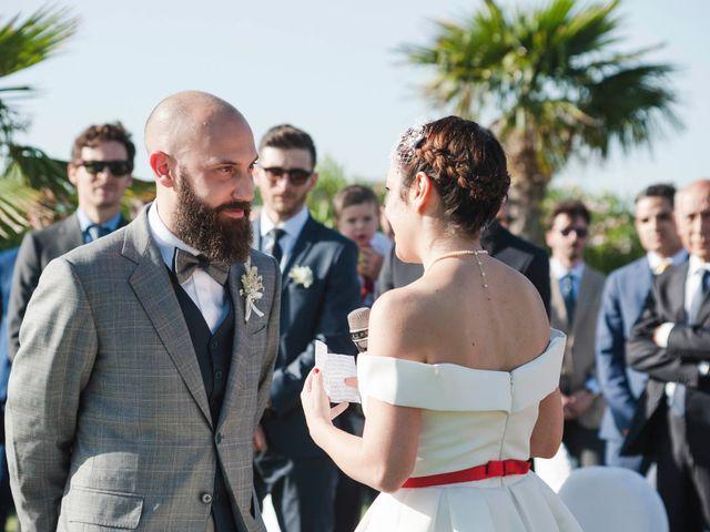 Il matrimonio di Daniele e Grazia a Cagliari, Cagliari 65