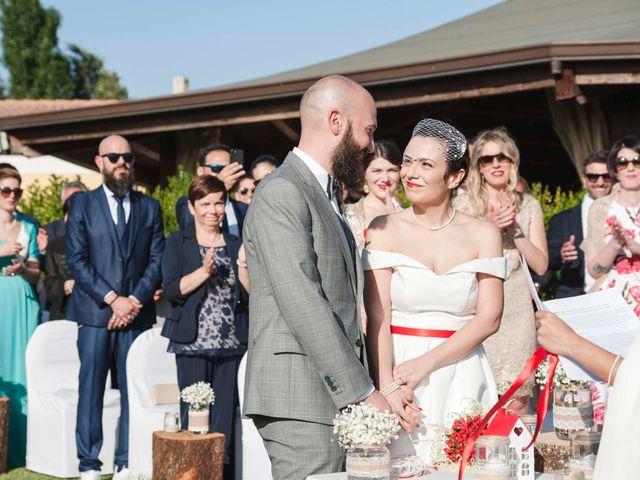 Il matrimonio di Daniele e Grazia a Cagliari, Cagliari 74