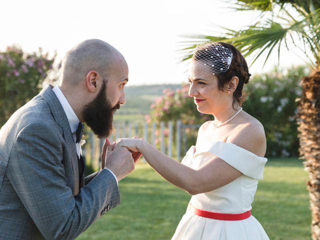 Il matrimonio di Daniele e Grazia a Cagliari, Cagliari 110