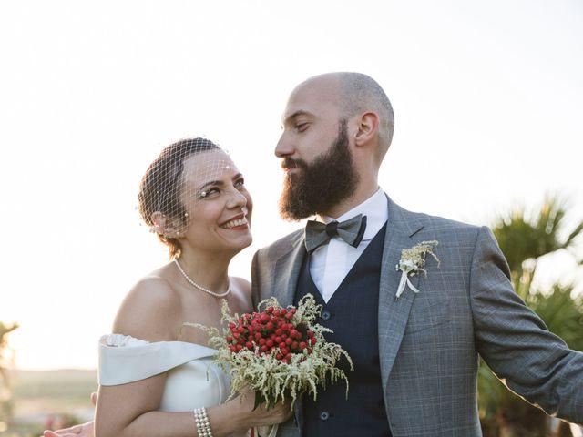 Il matrimonio di Daniele e Grazia a Cagliari, Cagliari 124