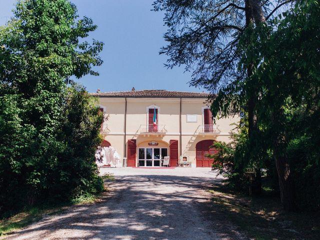 Il matrimonio di Davide e Raffaella a Cesena, Forlì-Cesena 11