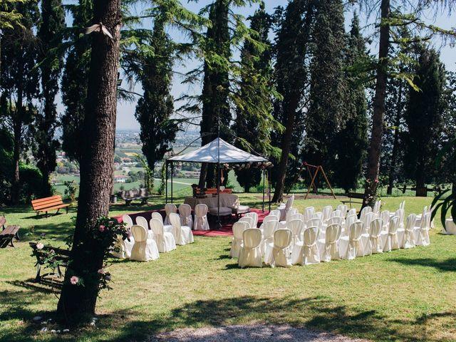Il matrimonio di Davide e Raffaella a Cesena, Forlì-Cesena 12