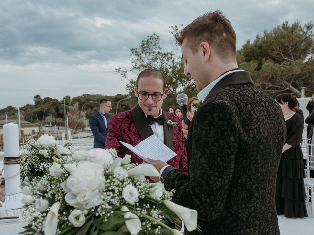 Il matrimonio di Vincenzo e Mirko a Pescara, Pescara 21