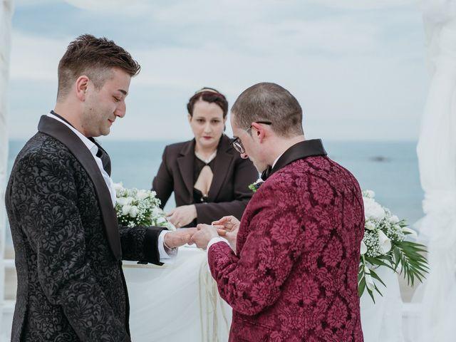 Il matrimonio di Vincenzo e Mirko a Pescara, Pescara 22