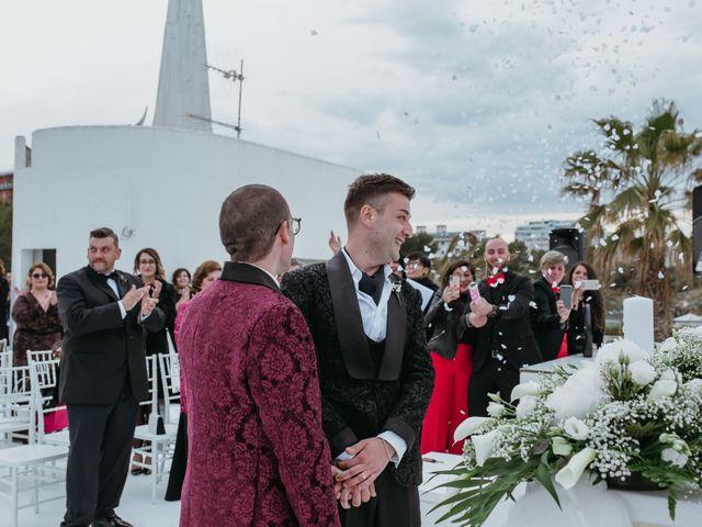 Il matrimonio di Vincenzo e Mirko a Pescara, Pescara 24