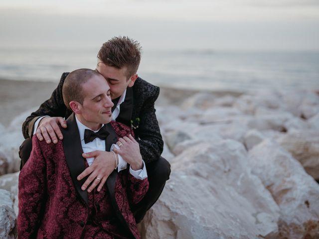 Le nozze di Mirko e Vincenzo