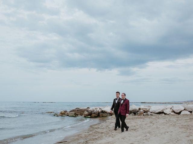 Il matrimonio di Vincenzo e Mirko a Pescara, Pescara 27