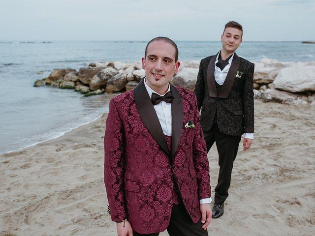 Il matrimonio di Vincenzo e Mirko a Pescara, Pescara 28