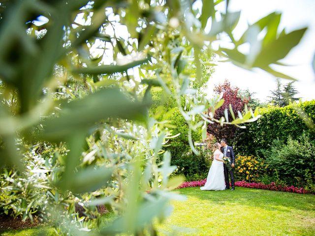 Il matrimonio di Michele e Marika a Bonate Sotto, Bergamo 1