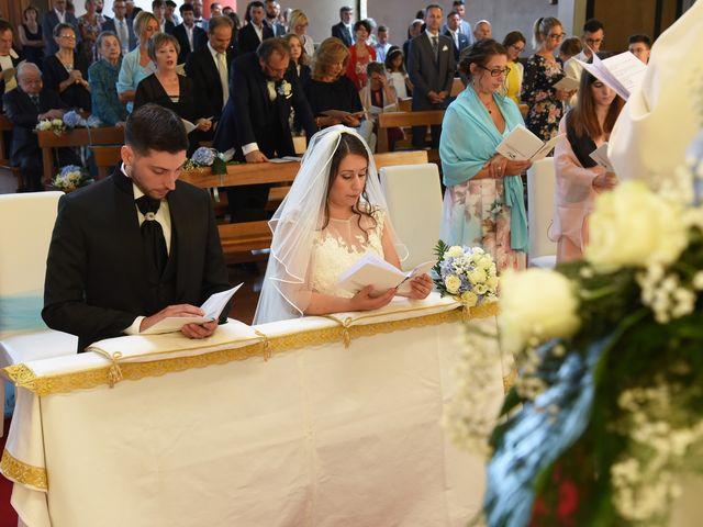 Il matrimonio di Stefano e Laura a Calolziocorte, Lecco 41