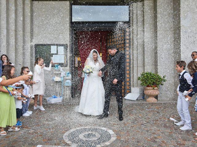 Il matrimonio di Stefano e Laura a Calolziocorte, Lecco 42