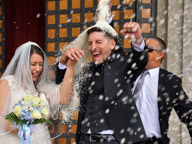 Il matrimonio di Stefano e Laura a Calolziocorte, Lecco 43