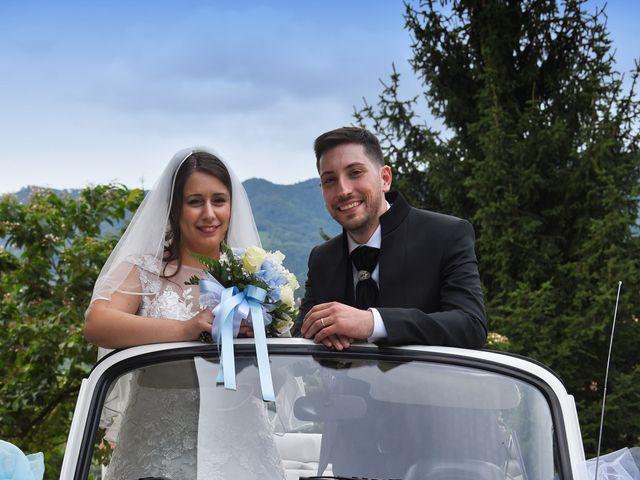 Il matrimonio di Stefano e Laura a Calolziocorte, Lecco 45