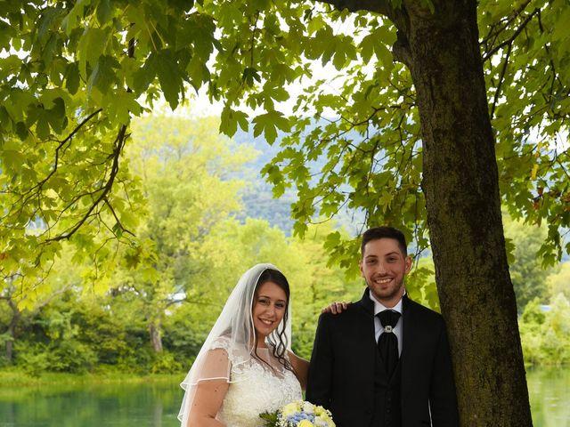 Il matrimonio di Stefano e Laura a Calolziocorte, Lecco 46