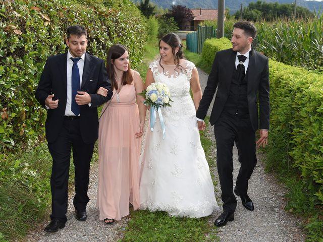 Il matrimonio di Stefano e Laura a Calolziocorte, Lecco 66