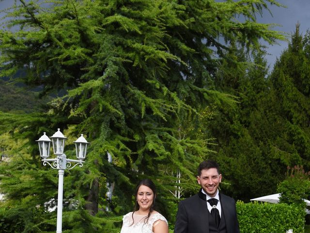 Il matrimonio di Stefano e Laura a Calolziocorte, Lecco 67