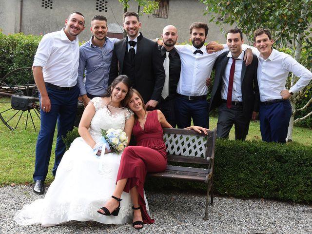 Il matrimonio di Stefano e Laura a Calolziocorte, Lecco 69