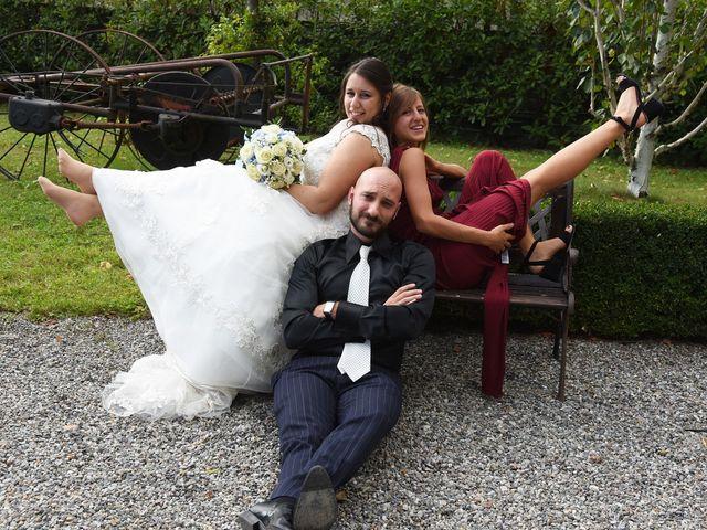 Il matrimonio di Stefano e Laura a Calolziocorte, Lecco 70