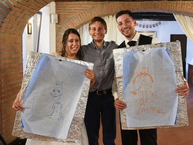 Il matrimonio di Stefano e Laura a Calolziocorte, Lecco 84