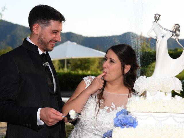 Il matrimonio di Stefano e Laura a Calolziocorte, Lecco 86