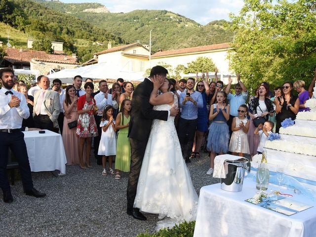 Il matrimonio di Stefano e Laura a Calolziocorte, Lecco 87