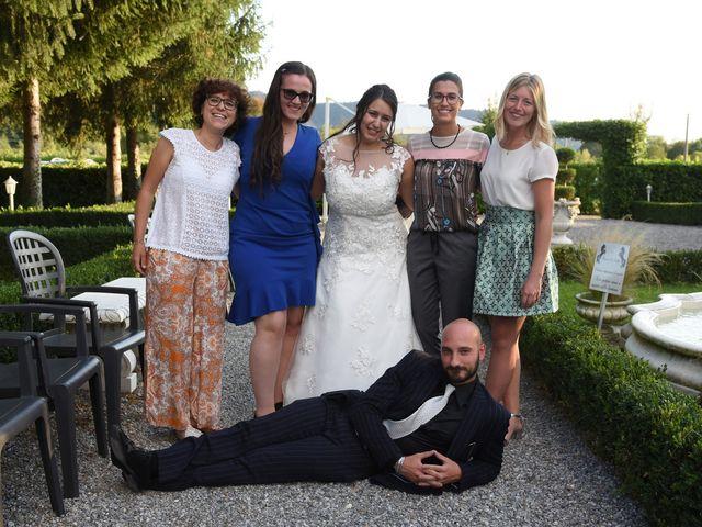 Il matrimonio di Stefano e Laura a Calolziocorte, Lecco 90