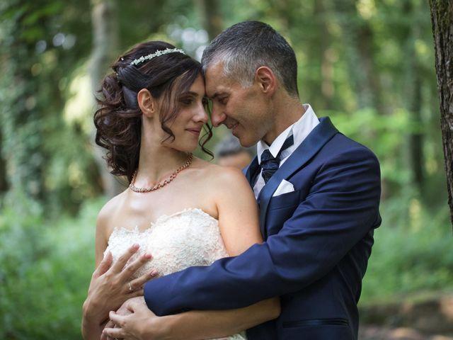 Le nozze di Gloria e Mauro
