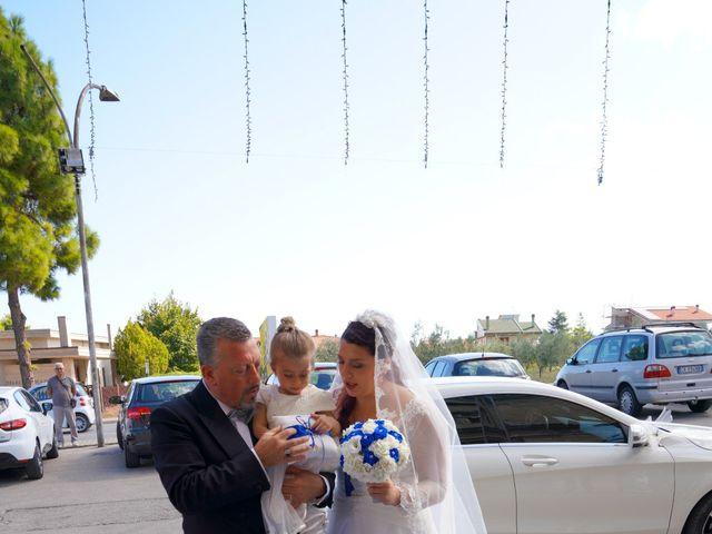 Il matrimonio di Manuel e Jessica a Vasto, Chieti 37