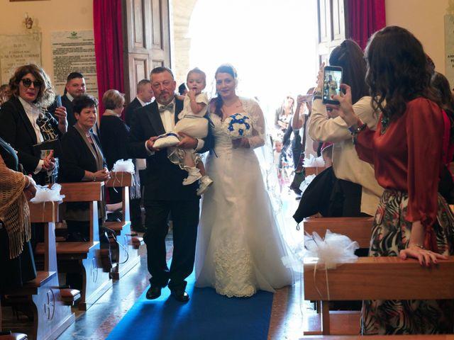 Il matrimonio di Manuel e Jessica a Vasto, Chieti 39