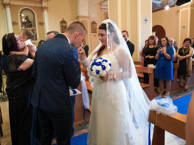 Il matrimonio di Manuel e Jessica a Vasto, Chieti 40