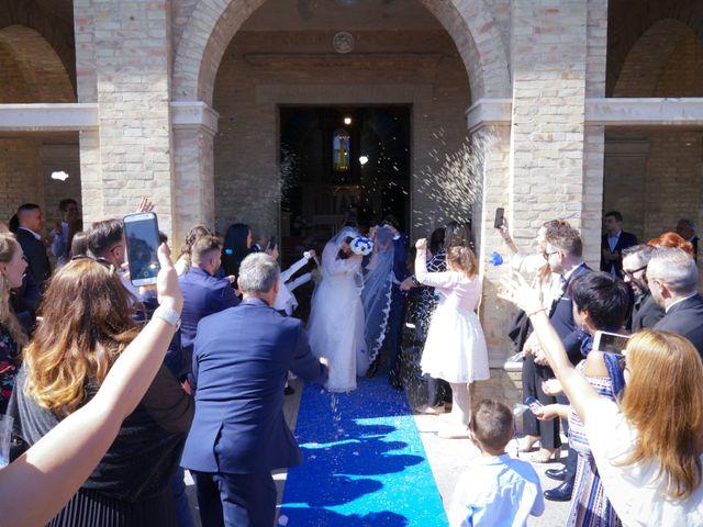 Il matrimonio di Manuel e Jessica a Vasto, Chieti 51
