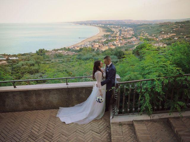 Il matrimonio di Manuel e Jessica a Vasto, Chieti 61