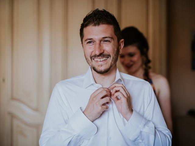 Il matrimonio di Francesco e Monica a Gallese, Viterbo 1