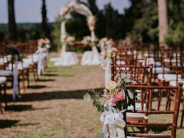 Il matrimonio di Francesco e Monica a Gallese, Viterbo 5