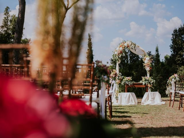Il matrimonio di Francesco e Monica a Gallese, Viterbo 6